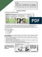 Avaliação_1º Bimestre_Variação e Coordenação