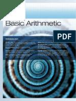 Preliminary Mathematics Basic Arithmetic Excerises