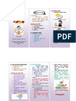 Leaflet Diit Diabetes Melitus