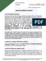 Importancia Del Fcas (Mayo 2014)