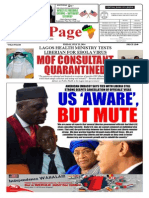 Friday, July 25, 2014 Edition