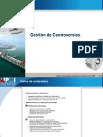 Gestión de ControvGestión de Controversias Externoersias Externo_PMI