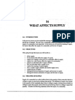 L-16) What Affects Supply