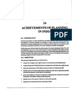 L-24) Achievements of Planning in India