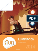 Tarifa Iluminacion Siluj 2014