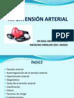 HIPERTENSION ARTERIAL PRESETACION 150514.ppt