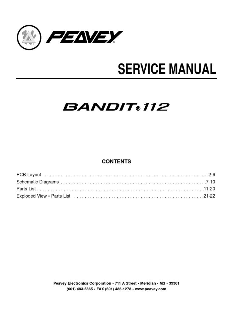Schematic Peavey Gps Trusted Wiring Diagrams T 40 Diagram Schematics Service Manual Basic Instruction U2022 Fury Bass Guitar