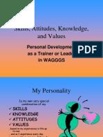 Personal Dev Trainer