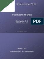 Fuel Consumption Calculation