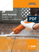 Joint Sealants