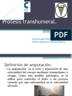 Prótesis Transhumeral