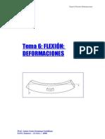 Flexion-Deformaciones