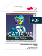Catia v5 Basic Training