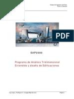 A. Estatico Caso 1 (Sap2000)