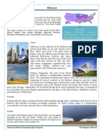 US Region Travel Brochures