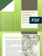 PFRH Planificación Familiar y Prevención Del Consumo de Drogas