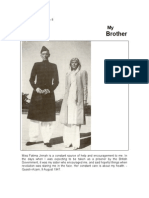 [Fatima Jinnah] My Brother