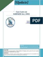 Sarfaesi Case Laws 31-12-2013