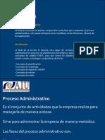 El proceso administrativo y planificación-Lección Dos.pptx