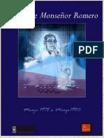 Diario de Monseñor Romero