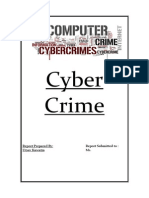 Cybercrime And Security Pdf