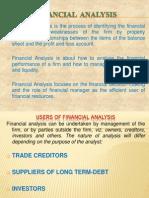 Finanacial Management and Analysis- Department of Economics 2013 Mahendra