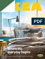 Catalog Ikea 2015 www.stildeviata.com