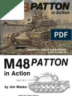 SSP Armor 2022 - M-48 Patton