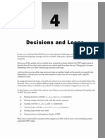 Decisions and Loops