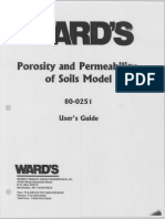 Porosity Model Users Guide 040607