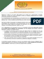 La Réglementation Comptable Applicable Aux Associations