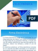 Firma Electronica