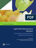 Light Manufacturing in Vietnam