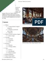 Interior Design - Wikipedia, The Free Encyclopedia