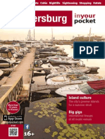 St. Petersburg In Your Pocket Aug/Sep 2014