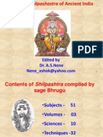 Extent of Shilpashashtra -English