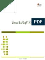 08 Virtual Lans (VLAN)