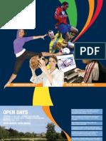 Roehampton University Undergraduate Prospectus 2010/11