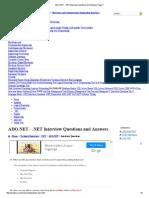 ADO.NET 6-