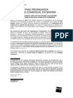 Comunicado Fnac España
