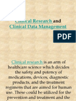 Clinical Research and Clinical Data Management Training - Hyderabad