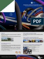 Corrugated Tubing Slit Conduit for Harness Assemblies Brochure