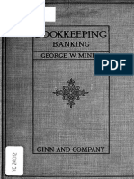 Bookkeeping Banking