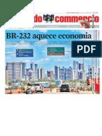 BR-232 aquece a economia