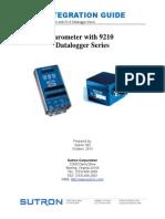 Integration Guide Accubar Barometric Pressure Sensor Manual 5