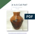 coil pot unit plan 5th grade revised