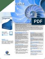 Brochure Progecad 2014 Professional - English