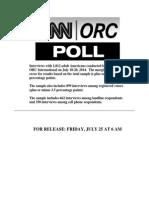CNN/ORC Obama impeachment poll