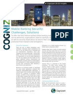 Mobile Banking Security