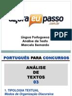 PDF AEP Bancario Portugues AnalisedeTextos3 MarceloBernardo